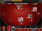 Multi-hand Blackjack Table View