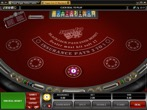 Super Fun 21 Blackjack Table View